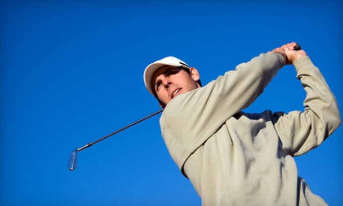 Serenity Valley - Burlington: $59 for a Golf-Conditioning Package for Men at Serenity Valley in Burlington (Up to $129 Value)
