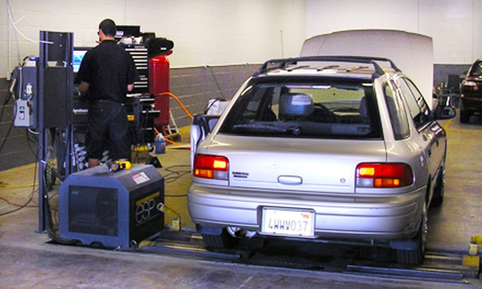 The Smog Man Test Only Center - Sunol-Midtown: $40 for a Smog Check at The Smog Man Test Only Center (Up to $78 Value)