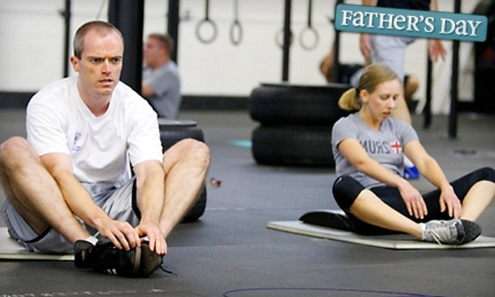 CrossFit Maximus - Lexington: $99 for Six Weeks of CrossFit or Boot Camp Classes, One Massage, and One Personal-Training Session at CrossFit Maximus (Up to $485 Value)