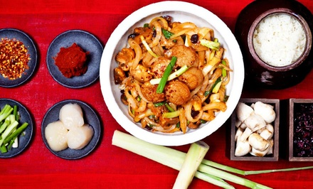 $24 for $40 Worth of Asian-Fusion Cuisine and Drinks at Thanh Do