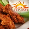 Half Off at Mill Street Grille