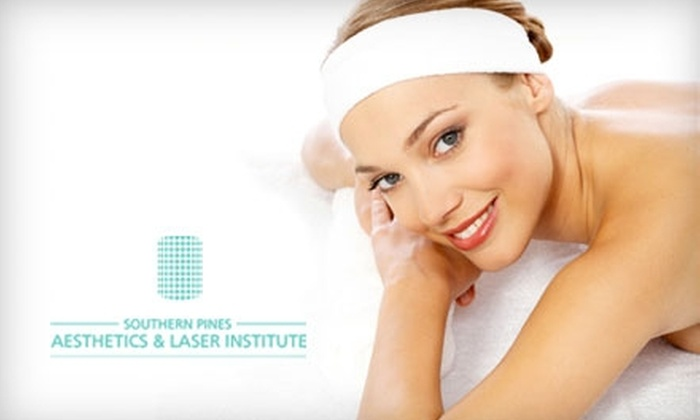 Southern Pines Aesthetics & Laser Institute - Southern Pines: $30 for an Exfoliating Hydrafacial at Southern Pines Aesthetics & Laser Institute ($75 Value)