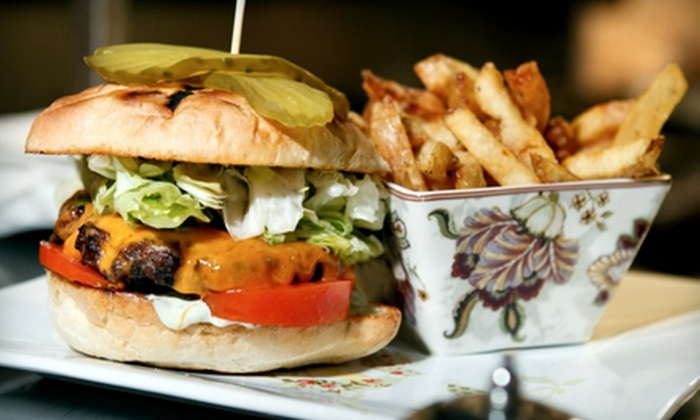 The Morrissey Pub - Downtown Vancouver: $12 for $25 worth of Pub Fare and Beverages at The Morrissey Pub