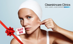 Clearskincare Clinics: $99 Lift, Restore + Refresh. Eyes & Cheeks Skin Tightening & Firming at Clearskincare Clinics, 43 locations (Val: $244)