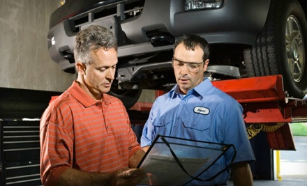 Auto-Care Package with Synthetic-Blend Oil Change - Spanos Motors in Daytona Beach