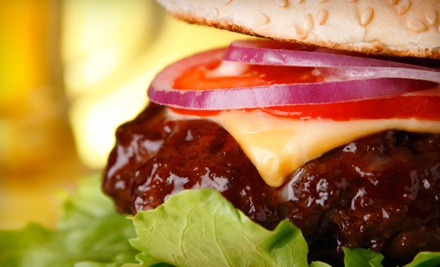 Burger Meal for 4 (up to a $64 value) - Charly's Brew Pub & Grill in Windsor