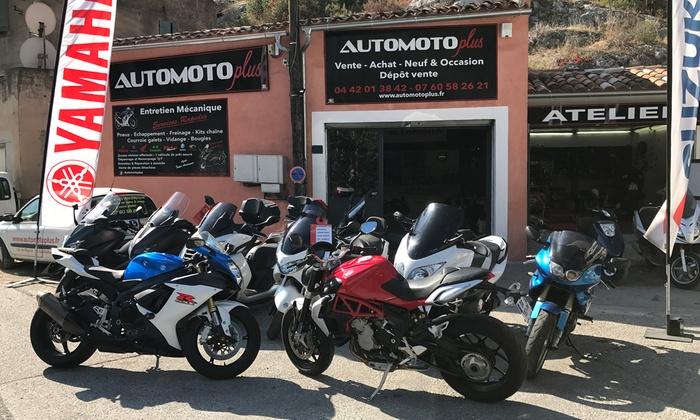 automotoplus - Automotoplus: Le vidange et l'entretien de votre scooter à partir de 19,99 € chez Automotoplus