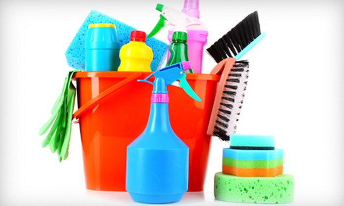 """Green Sprout Maids - Multiple Locations: $39 for Two-Hour """"Green"""" Housecleaning Session from Green Sprout Maids ($120 Value). $69 for Two Sessions ($240 Value). $99 for Three Sessions ($360 Value)."""