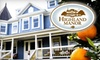 Highland Manor - CLOSED - Apopka: $12 for a Sunday Brunch Buffet with Unlimited Champagne and Bloody Marys ($30 Value) or $30 for $65 Worth of Gourmet Fare and Drinks at Highland Manor