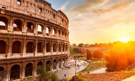 ✈ Italië, Rome: 2 tot 4 overnachtingen in het hart van de stad met ontbijt en vlucht vanaf AMS of EIN