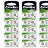 Camelion Alkaline Mercury-Free Button Cell Batteries (20 Pack)