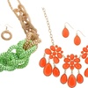 Statement Necklace and Earrings Sets (2-Piece)