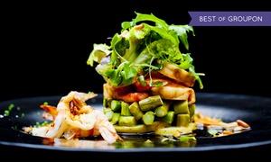 Kiepenkerl zu Essen: 3-Gänge-Spargel-Menü mit Kalbsschnitzel für 2 oder 4 Personen bei Kiepenkerl zu Essen (bis zu 55% sparen*)