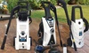 Pulsar Electric Pressure Washers: Pulsar Electric Pressure Washers