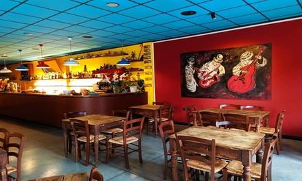Menu cubano con dolce e Mojito a 29,90€euro