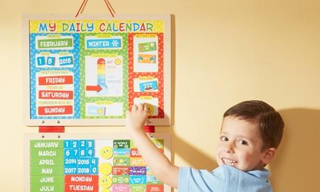 Melissa & Doug Magnetic Calendar 34bdc1b7-a263-4164-8b18-016f338e27b2