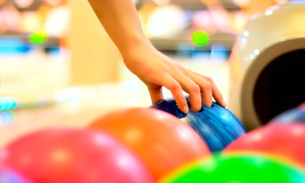 $25for Two Hours of Bowling with Shoe Rental for Up to Six at North Bowl Lanes ($49.99)
