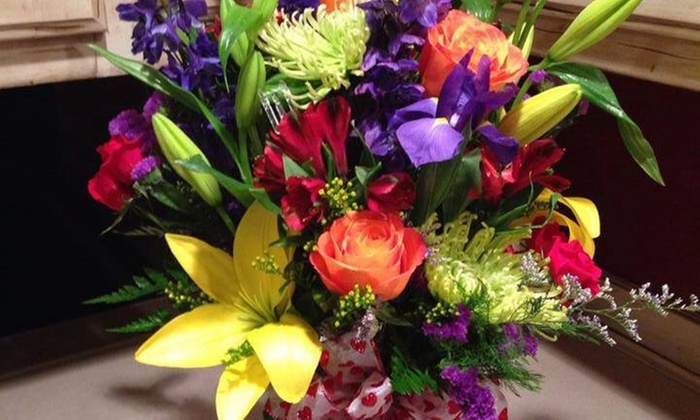 The Flower Booth Florist And Gifts - Conway: $40 for $60 Groupon — The Flower Booth Florist and Gifts