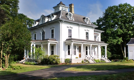 1- or 2-Night Stay for Two with Optional Romance Package at Proctor Mansion Inn in Wrentham, MA. Combine Up to 8 Nights.