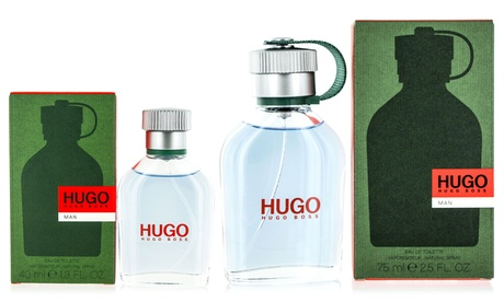 Hugo Boss Eau de Toilette for Men (Multiple Sizes Available)