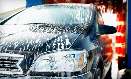 Two Supreme Automatic Car Washes (an $18 value) - Clear Water Car Wash, LLC in Midwest City