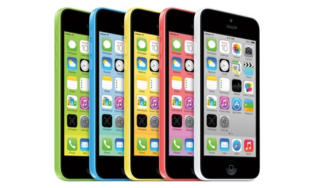 Refurbished Apple iPhone 5, 5c, 5S or 6 With Free Delivery