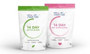 Thin Tea Detox and Fat Burn at Thin Tea Detox and Fat Burn, plus 6.0% Cash Back from Ebates.