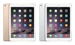 Apple iPad 2, 3, 4, Air, or Air 2 (WiFi Only) (Refurbished)