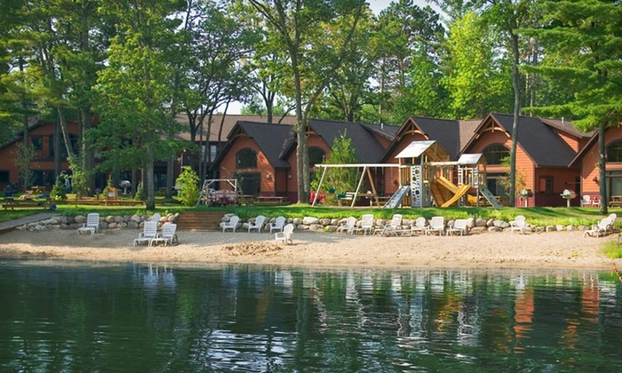 Two- or Three-Night Stay with Wilderness Resort Passes at Good Ol' Days Family Resort in Northern Minnesota