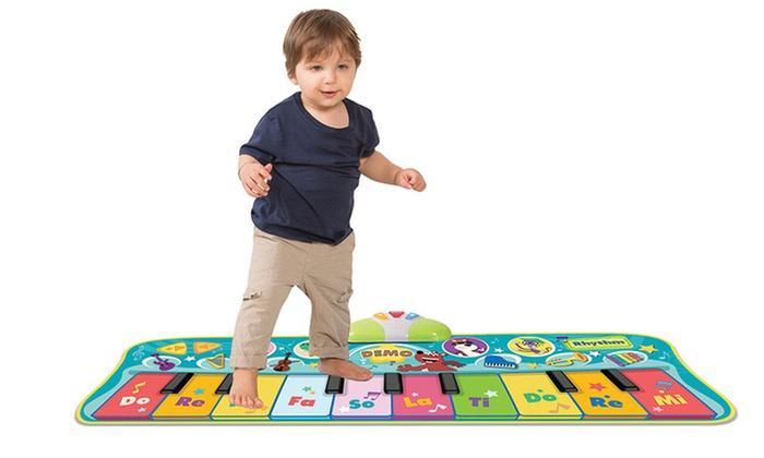 Baby Genius Step To Dance Junior Piano Mat Livingsocial