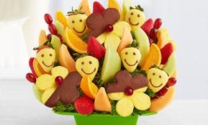 50% Off Fruit Arrangements from FruitBouquets.com at FruitBouquets.com, plus 9.0% Cash Back from Ebates.