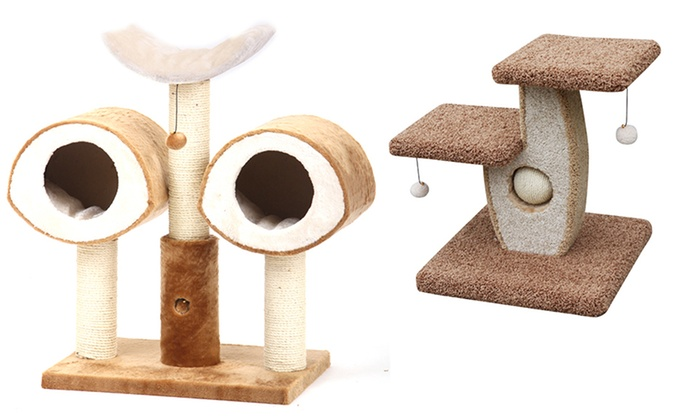 Cat Trees: Cat Trees. Multiple Styles Available. Free Returns.