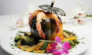 Barracuda Bar and Seafood: Flavors of Brazil Dinner for Two or Four, or Lunch for Two at Barracuda Bar and Seafood (Up to 48% Off)