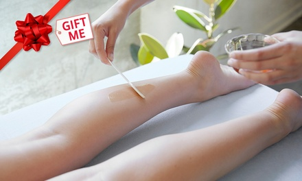 From $25 for a Choice of Waxing Treatment at Brazilian Beauty Therapy (From $43 Value)
