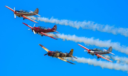 Greenwood Lake Air Show for Two, Four, or Six at Greenwood Lake Airport on August 14 (Up to 46% Off)