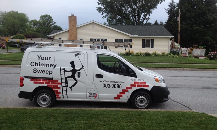 Your Chimney Sweep - Harrisburg / Lancaster: $140 for $175 Worth of Services — Your Chimney Sweep
