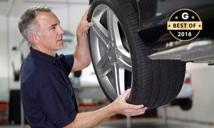 Tyre Experts: $79 for a Comprehensive Car Service Package at Tyre Experts, Three Locations (Up to $479 Value)