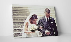 Custom Photo Prints on Canvas from Canvas Champ at Canvas Champ, plus 6.0% Cash Back from Ebates.