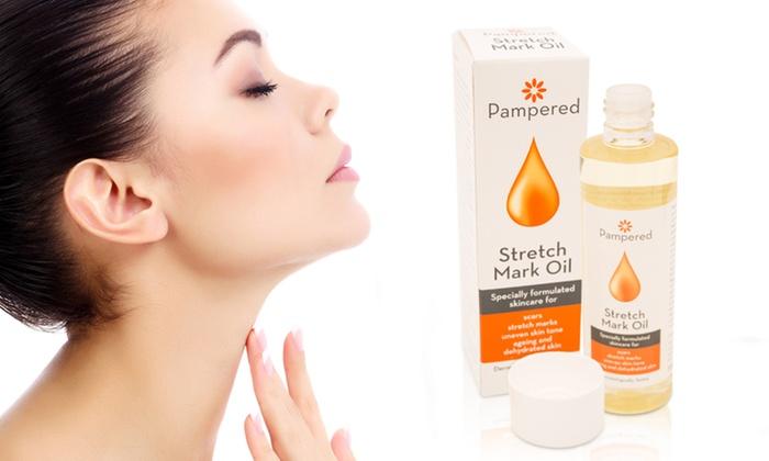 Pampered Stretch Mark Oil 125 ml