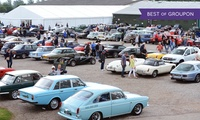 Footman James 38th Bristol Classic Car Show on 17 - 18 June at The Royal Bath and West Showground (Up to 35% Off)