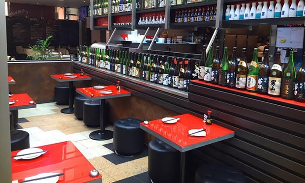 yumei japanese restaurant in sydney groupon. Black Bedroom Furniture Sets. Home Design Ideas