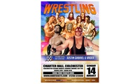 XWA Live Wrestling Summer Super Show on 14 August at 4 p.m., Charter Hall (Up to 42% Off)