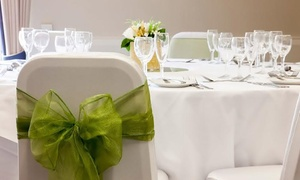 Holiday Inn Haydock: Wedding Package with Breakfast for 40 Day Guests and Evening Buffet for 80 Guests at Holiday Inn Haydock (50% Off)