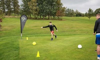 Kick Golf for Up to Four at Kick Golf UK