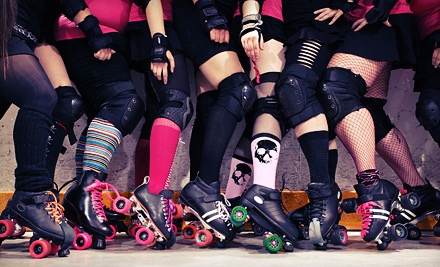 Jacksonville RollerGirls at University of North Florida Arena on Sat., May 19 at 6PM: General Admission - Jacksonville RollerGirls in Jacksonville