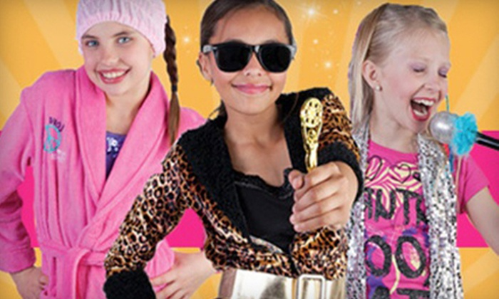 The Klumsy Moose Kids Spa & Party Boutique - Chesapeake: Themed Kids' Spa Party or Package at The Klumsy Moose Kids Spa & Party Boutique (Up to 55% Off). Four Options Available.