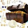 Solid 14K Gold Earrings Mystery Deal