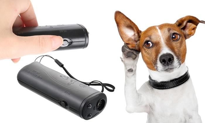 Appareil de dressage de chien portable  Produits Groupon
