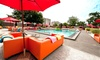 The Pool at The Capitol Skyline Hotel - Capitol Skyline Hotel: Individual or Couple Membership to The Pool at The Capitol Skyline Hotel (Up to 31% Off)