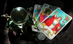 Psychic Readings: Tarot-Card Reading or Psychic Reading at Psychic Readings (Up to 55% Off)